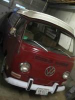 1971 Red Westy poptop project