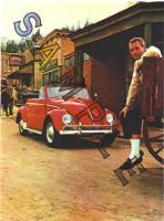 Paul Newman and His VW