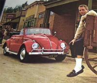 Paul Newman's VW