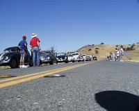 The Solvang Rallye on Hwy 25