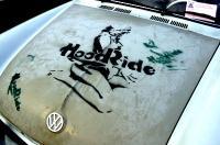 Hoodride stencils