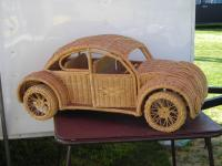 Wicker VW Bug