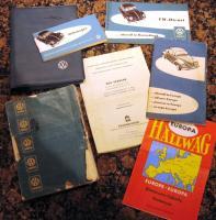 Original Papers for my '59 SO-23 Westfalia
