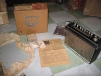 Cool Blaupunkt Derby Deluxe radio I found.
