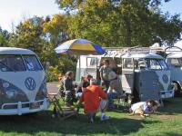 Transporterfest/VW day 2008