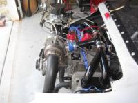 DSS Performance turbo motor build