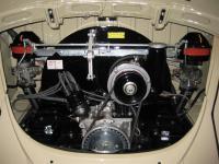 My 62 ragtop engine (temporary)