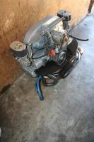 Badger Bus engine