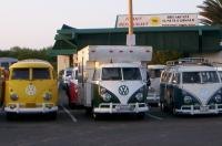 getting ready to caravan to Busfest