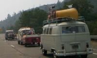 On the way to Lakeport