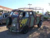 '59 Camo Double Cab in need of welding