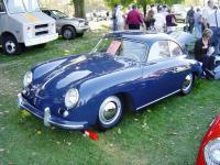 Beautiful '55 Porsche at Herhsey 08 car show