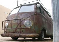 The Mercury Bus gets a Face Lift