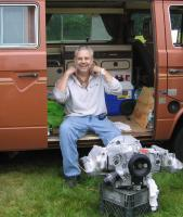 Boston Bob at Litchfield, June 2008