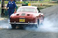 my ghia at vw racing day