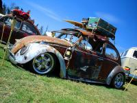 Hood Ride in Vocho Weekend 2008