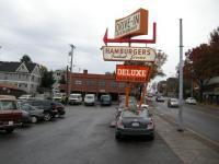 Seattle Vanagon lunch 11-1-08
