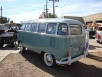 '63 Turquoise and Blue-White 23-Window