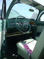 Restored '61 Ragtop - Turquoise