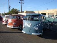 '58 Binz and '61 Double Cabs
