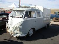 Double Cab with Hurst bumper