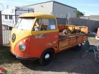 Postal Yellow '58 Single Cab