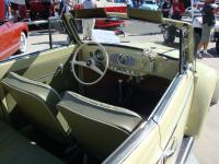 Restored early convertible