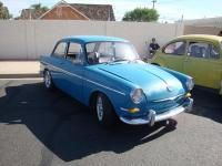 Blue Notchback