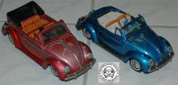 Bandai beetle convertible