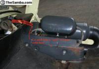 B2 defrost modification?