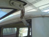64-67 rear hatch hinge