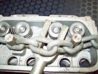 In car valve spriing removal