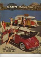 1963 EMPI motoring guide