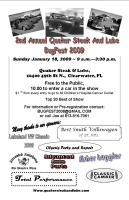 2nd Annual Quaker Steak and Lube