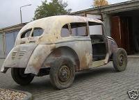 Weird VW