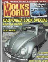 Feb 2005 Volksworld Cover Car - Cal Look Edition