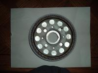 36-1 pulley off Ford Taurus against Berg Pulley