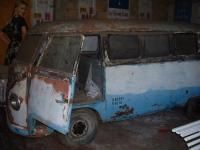 My new 1950 bus