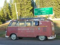 Cumbres Pass, CO