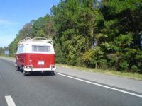 Bekowa rack and camper rear window