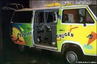 1988 Vanagon Syncro Fahrvergnügen Van
