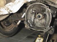 barndoor straight axle
