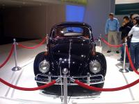 old Beetle used in the 2008 VW commercials