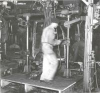 50 Barndoor in the Factory
