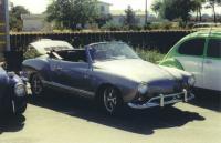 DDSVWK Car