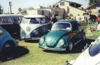 Beetle and a Single Cab