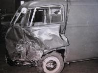 barndoor crash