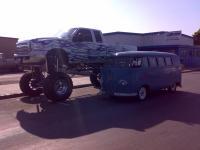barndoor vs truck