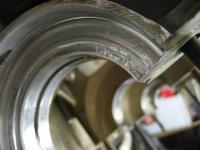 Thrust Washer Surface