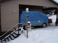 -20 and snow wrapped now where to go